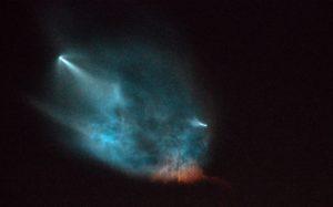 spooky phenomenon in sky